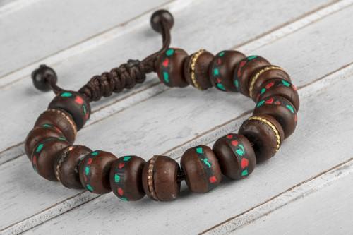 Unique Mens Beaded Bracelets
