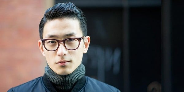 Hairstyle For Asian Men Trendy