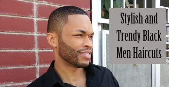 31 Stylish and Trendy Black Men Haircuts in 2017