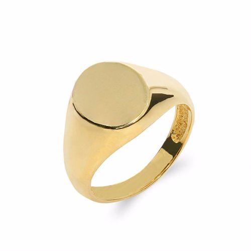 Gold Mens Rings