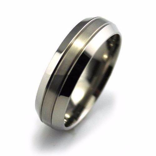 Mens Titanium Rings