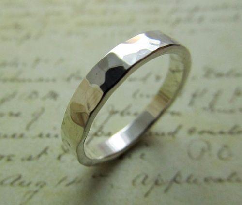 Platinum Mens Rings