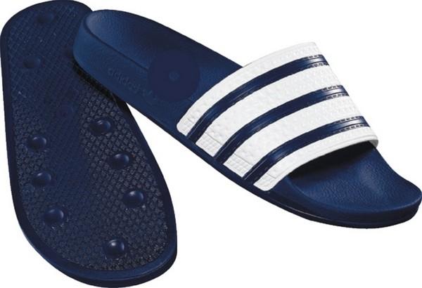 Adilette Adidas Mens Flip Flops
