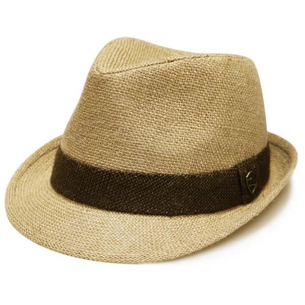 City Hunter Jute 1920S Mens Hats