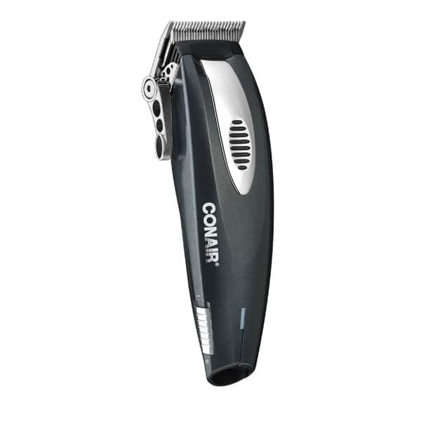 Conair Hc1100R Self Haircut Clippers