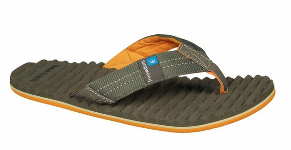 Freewaters Scamp Mens Flip Flops Walmart