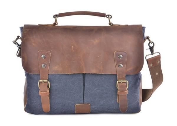 Gootium Vintage Mens Messenger Bags Gq