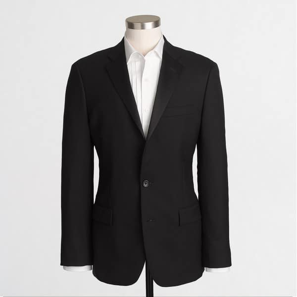 J Crew Factory Thompson Mens Blazer