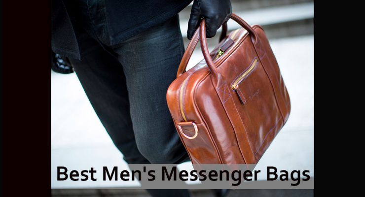 13 Best Men's Messenger Bags [2017]