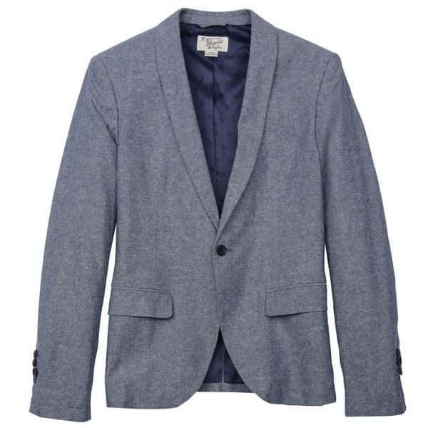 Original Penguin Chambray Mens Blazers