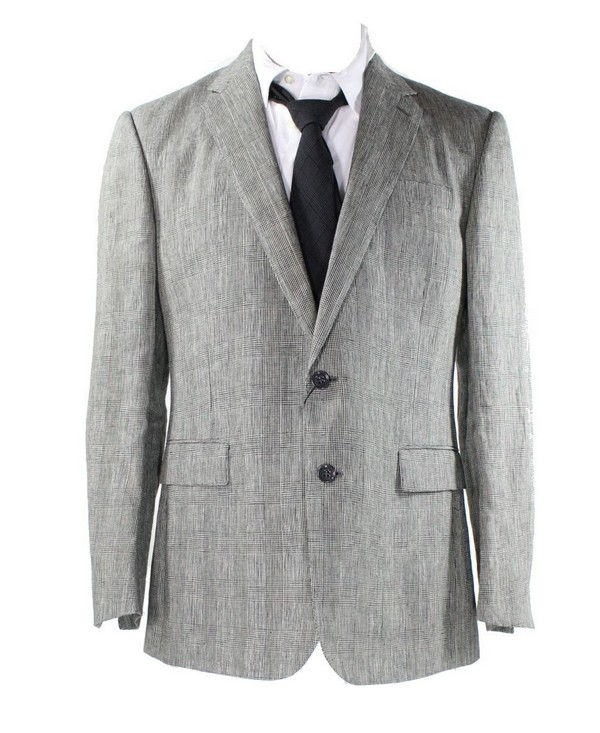 Polo Ralph Lauren Grey Mens Blazer