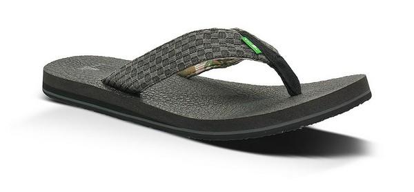 Sanuk Mens Flip Flops