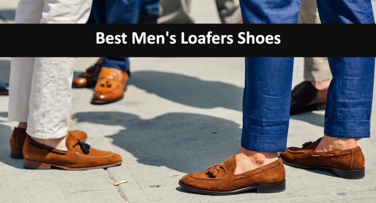 15 Best Men's Loafers Shoes [2018]