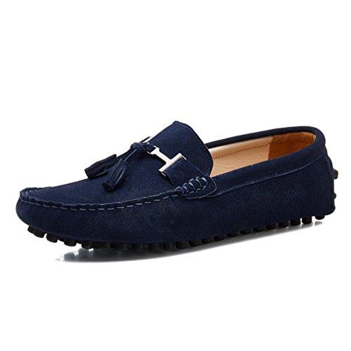 Black Mens Loafers