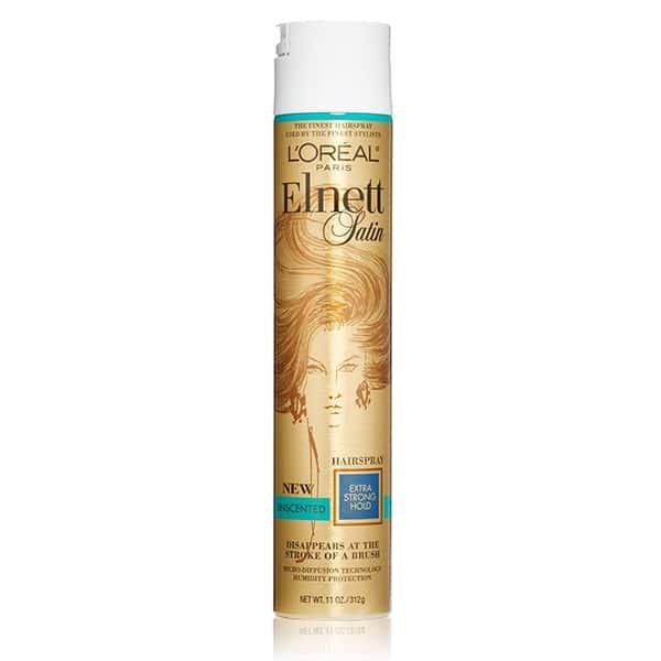 Hair Spray For Men_L'Oreal Elnett_Mens Hairstyles