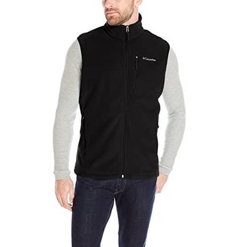 Mens Vest Outerwear