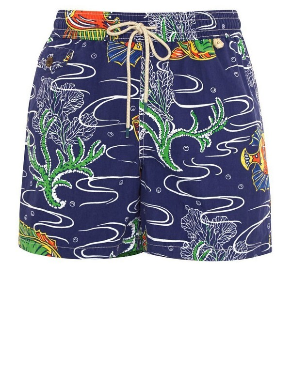 Next Mens Swim Shorts