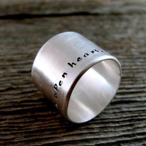 Custom Mens Ring