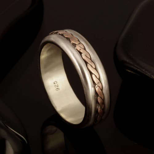 Personalized Mens Rings