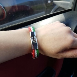 Best Leather Bracelet Italy Support