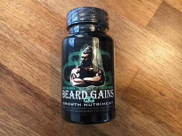 Beard Supplements