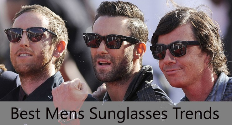 25 Best Mens Sunglasses Trends 2018