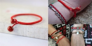 The Original Lucky Ceramic Red String Bracelets are taking the World By Storm