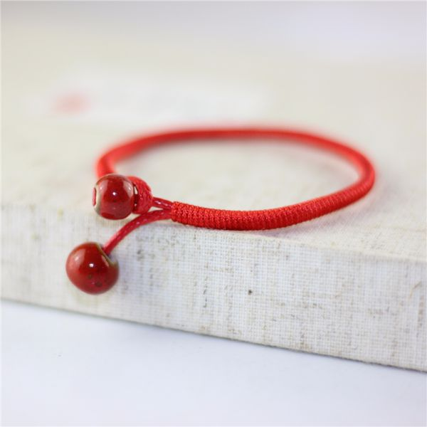 Lucky Red String Bracelet for Love