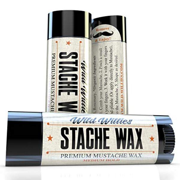 Wild Willies Stache Wax