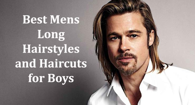 51+ Best Mens Long Hairstyles and Haircuts for Boys [2018]