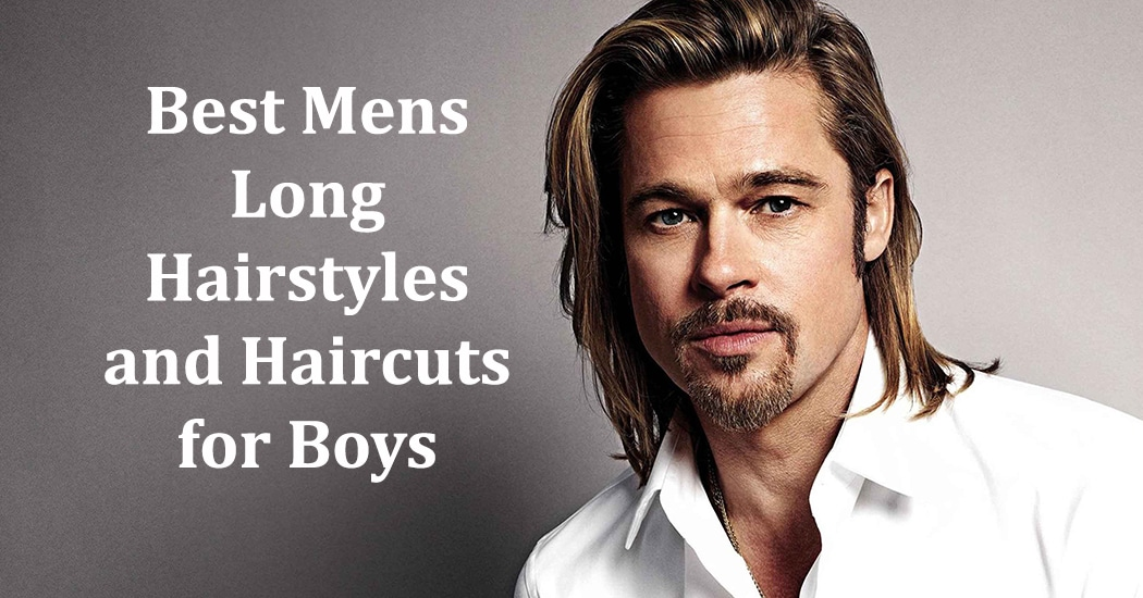 Best Cool Long Hairstyle For Men
