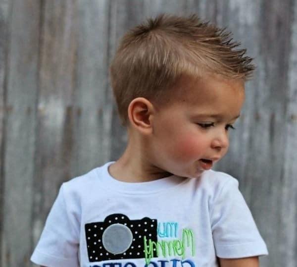 Best Cute Boy Haircuts