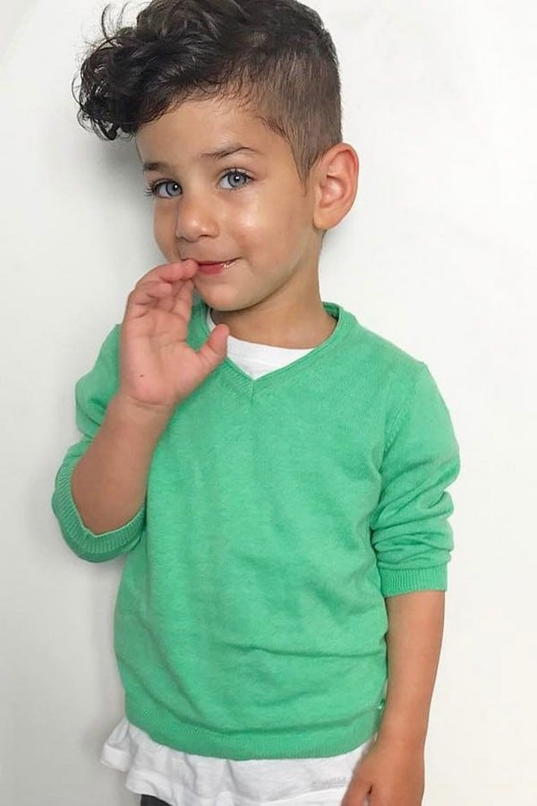 Boy Haircuts For Your Little Man