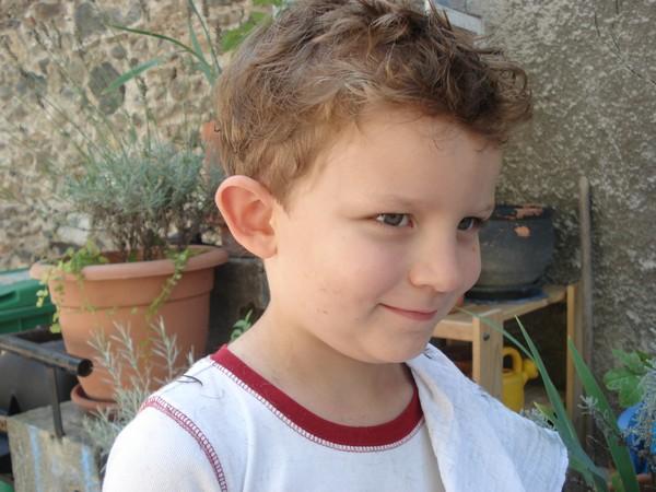 Boys Small Hair Style Photos
