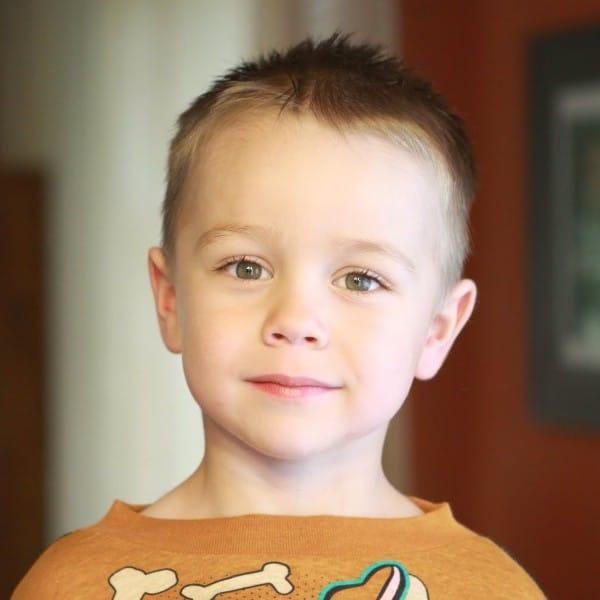 Boys Stylish Haircuts