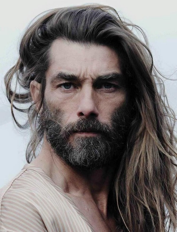 Cool Long Haircuts For Men