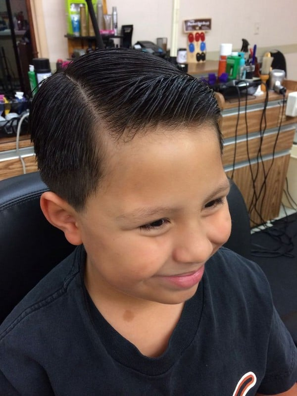 Haircuts For Teen Boys