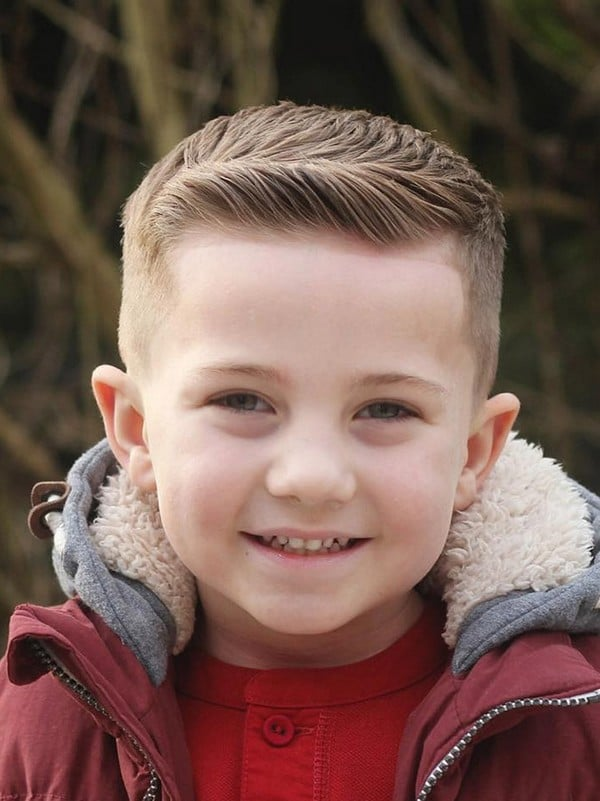 Hair Style Kids 101 Boys Haircuts And Boys Hairstyle To Try In 2018  Men's Stylists