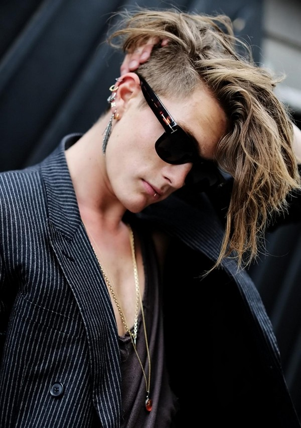 Hottest Undercut Hairstyle Trends