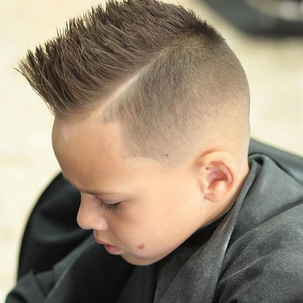 Kids Hair Style Inspiration 101 Boys Haircuts And Boys Hairstyle To Try In 2018  Men's Stylists