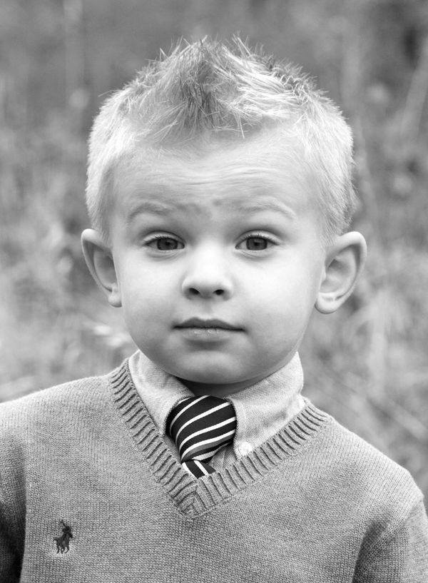 Little Boy Hairstyles
