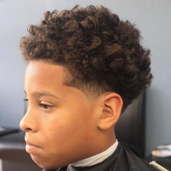 Little Boys Haircuts Photos