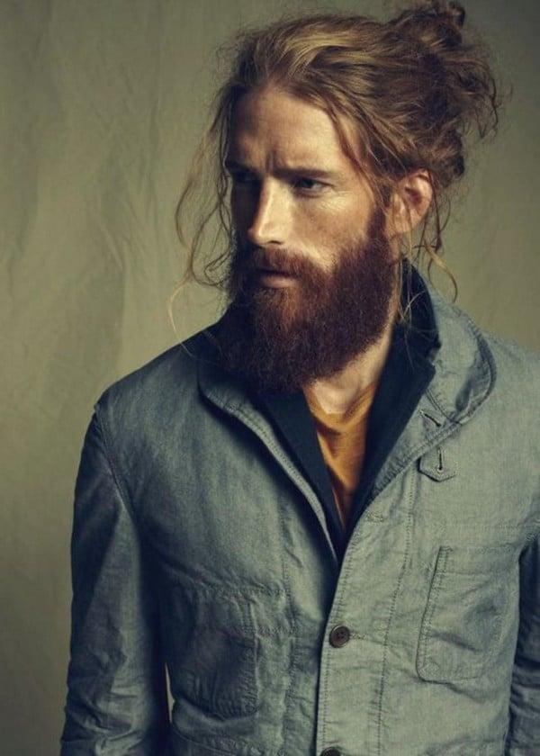 Long Hair Hairstyles Mens