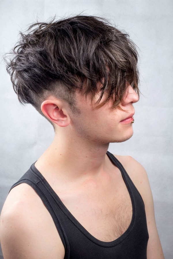 Low Maintenance Mens Haircuts