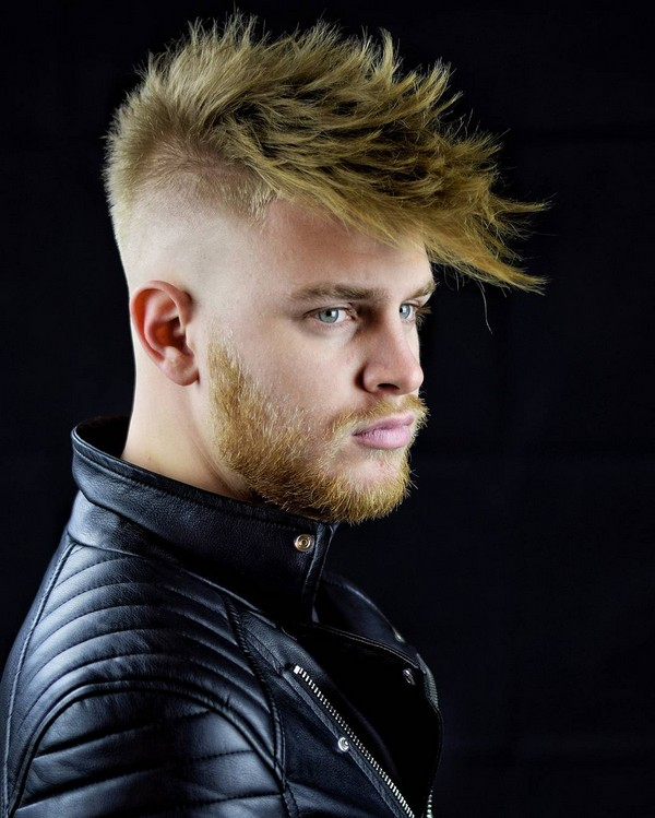 Mens Haircuts Blonde