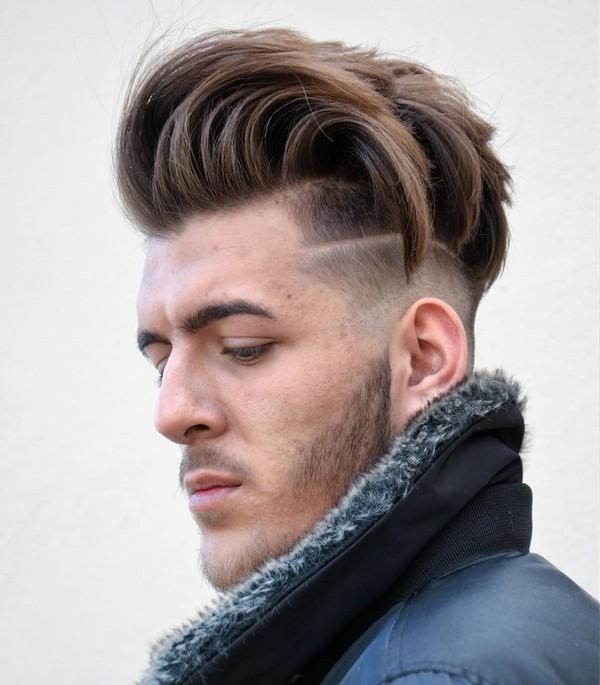 Mens Haircuts Curly Hair
