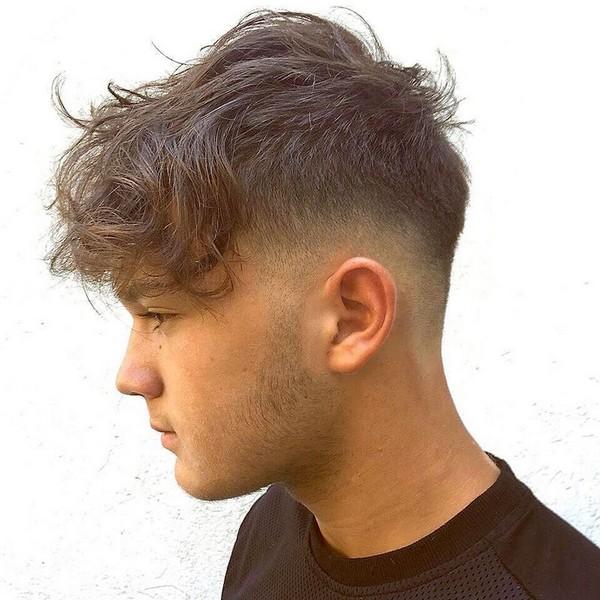 Mens Haircuts Fade