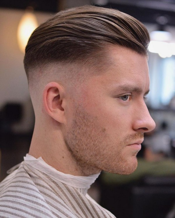 Mens Haircuts For Oval Faces