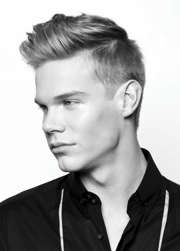 Mens Haircuts For Thin Hair