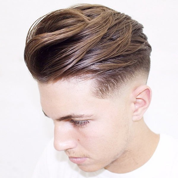 Mens Haircuts Long On Top